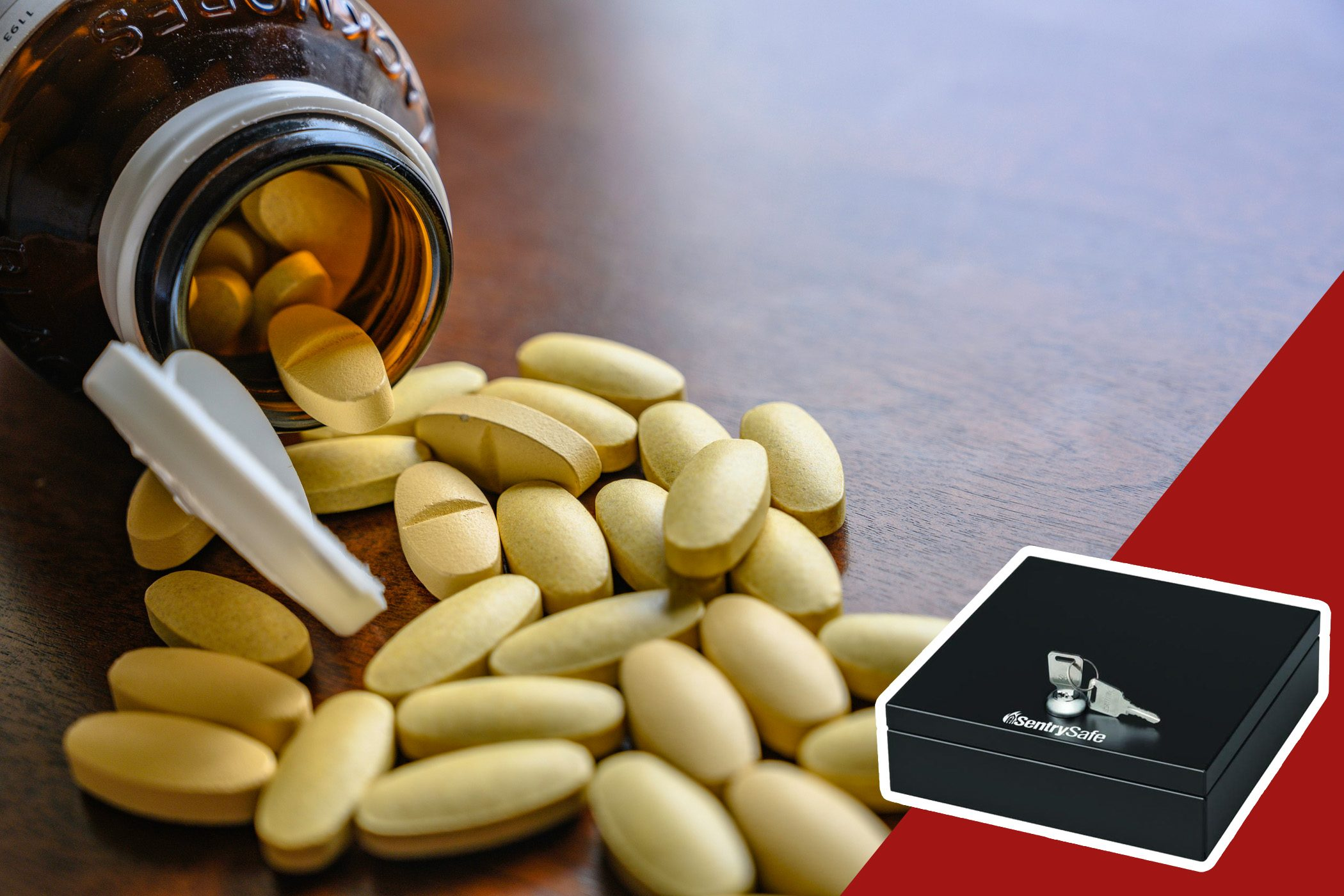 medications keep safe