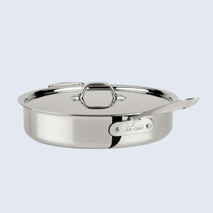Safest multitasking cookware: Stainless steel