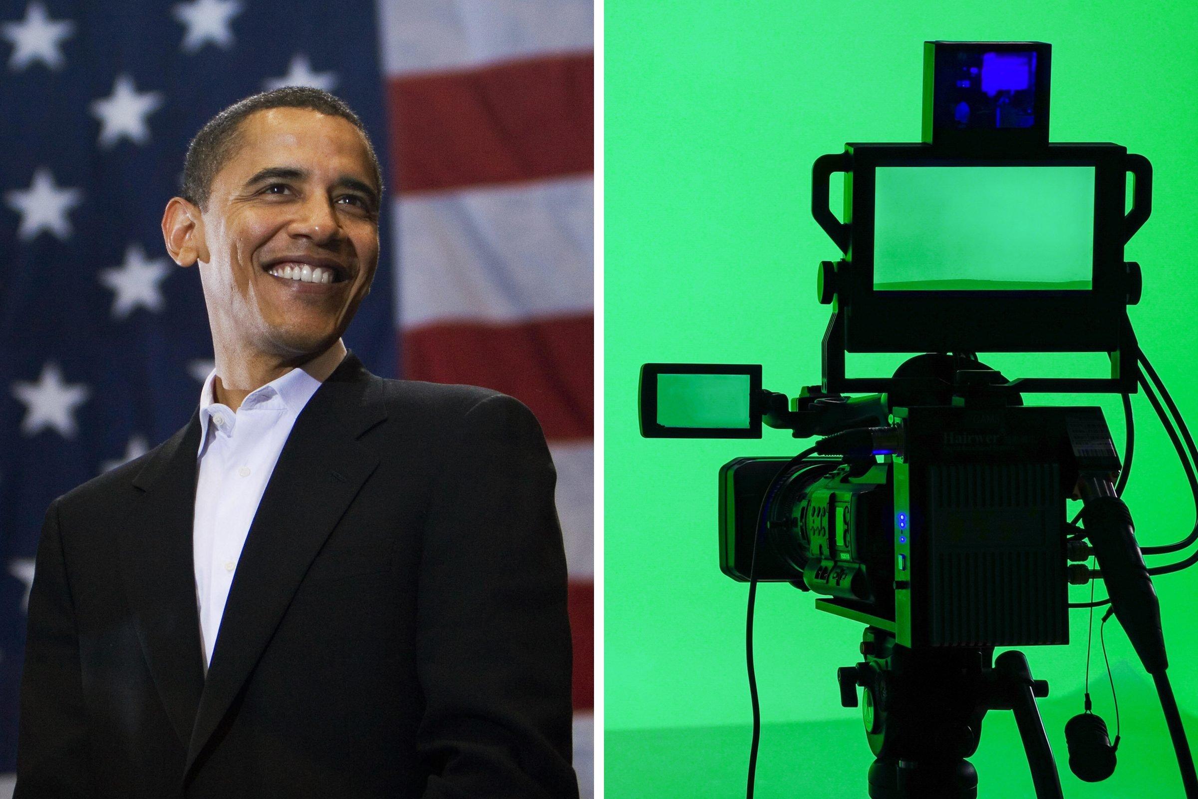 Barack Obama: Film producer
