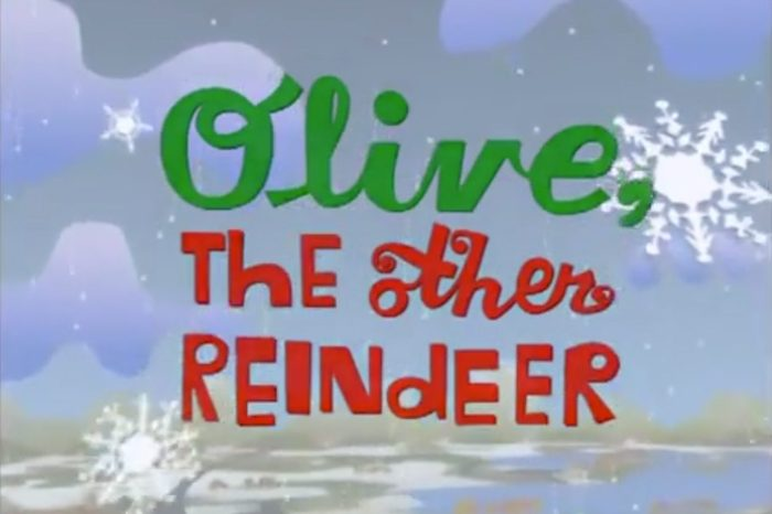 Olive, the Other Reindeer (1999)