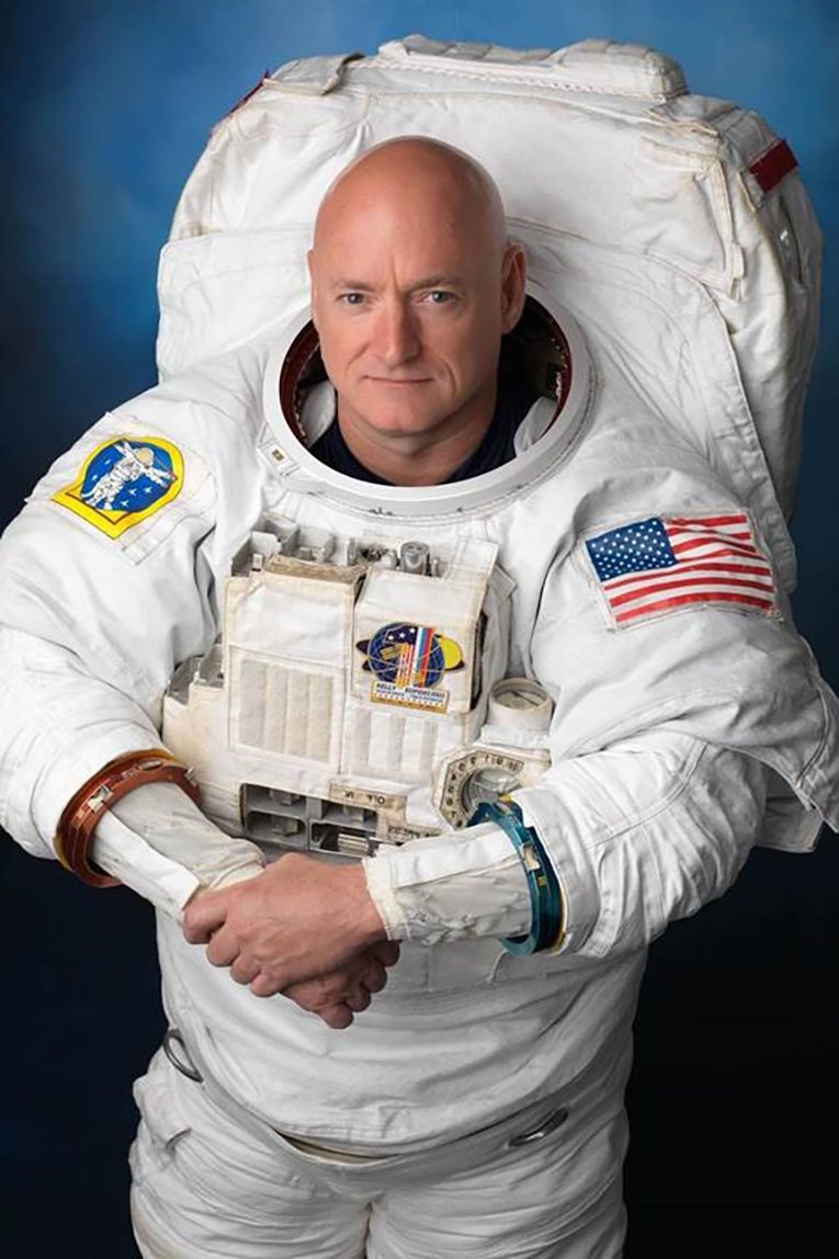 astronaut Scott Kelly NASA