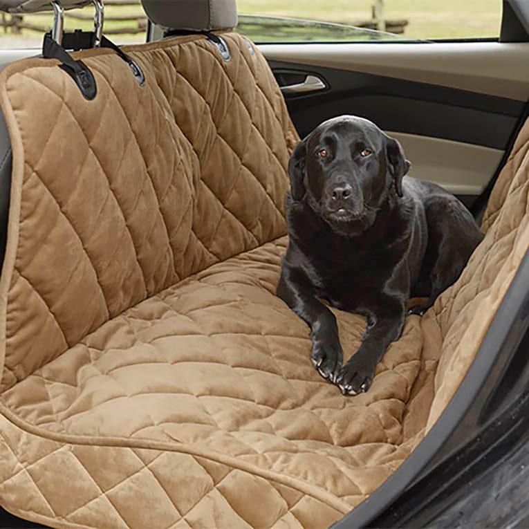 Orvis pet car blanket
