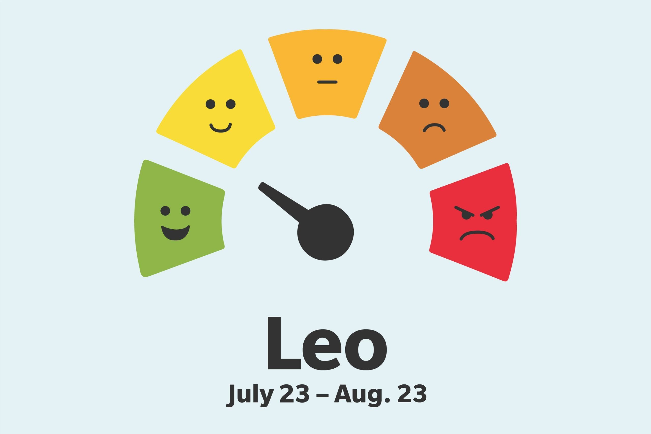 Leo (July 23–August 23)