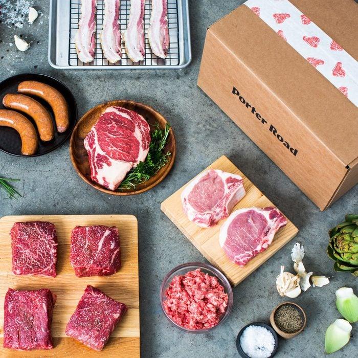 Porter Road Butcher's Choice Box