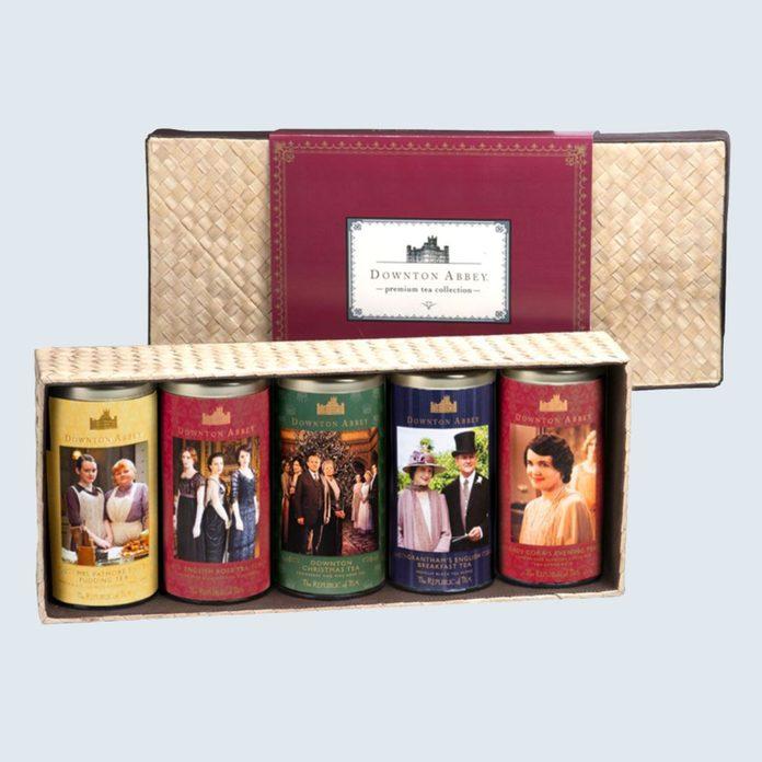 Republic of Tea Downton Abbey Collector's Gift Set