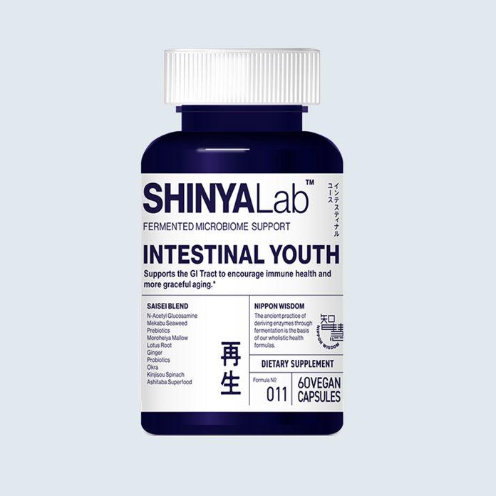 SHINYALab Intestinal Youth Supplements