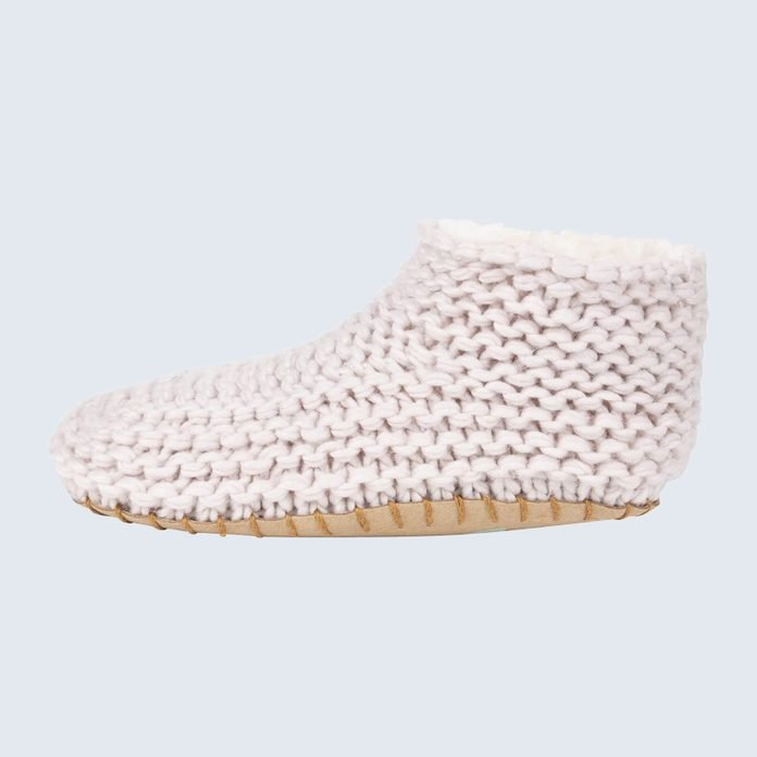 LEMON Women's Cute Boot Bootie Slipper