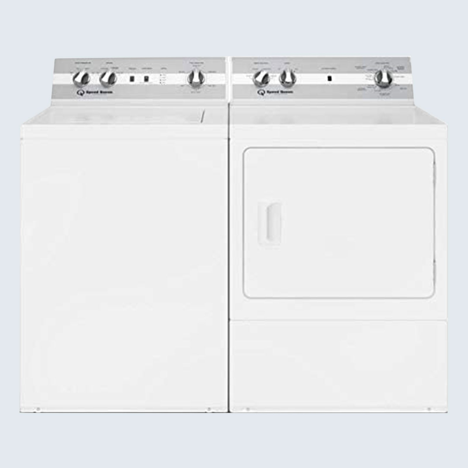 Speed Queen Top Load Washer and Electric Dryer