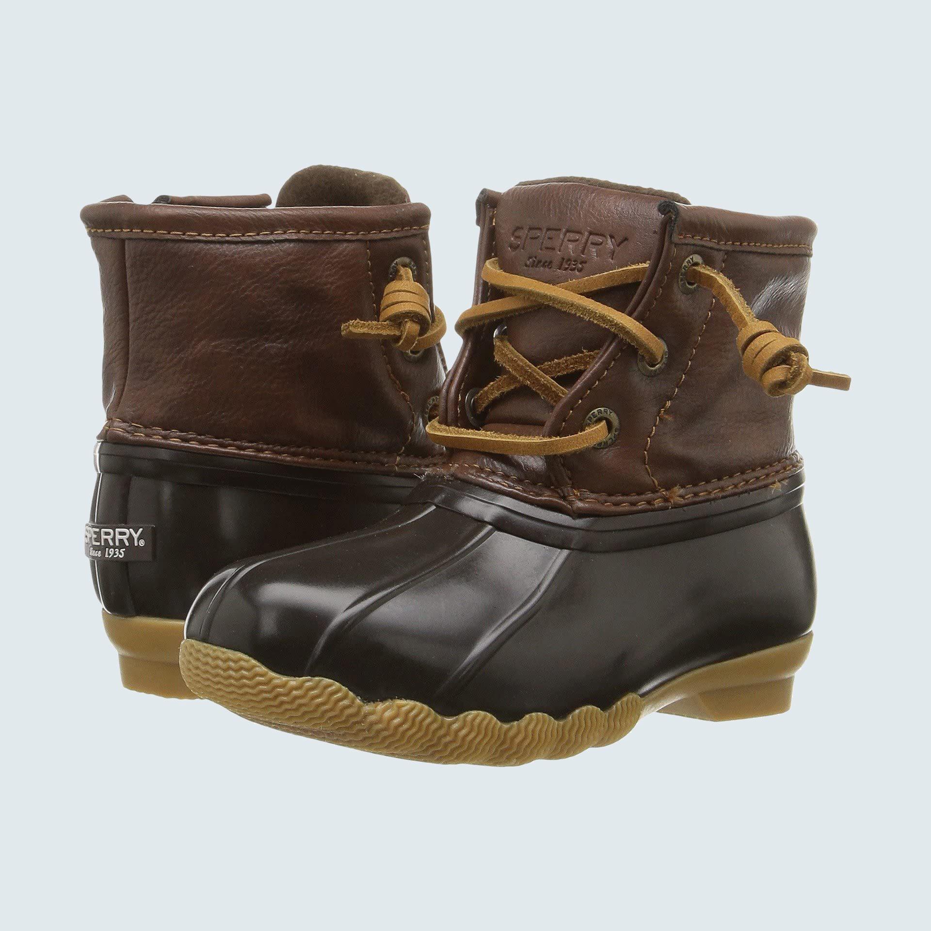 Sperry Kids Saltwater Boots