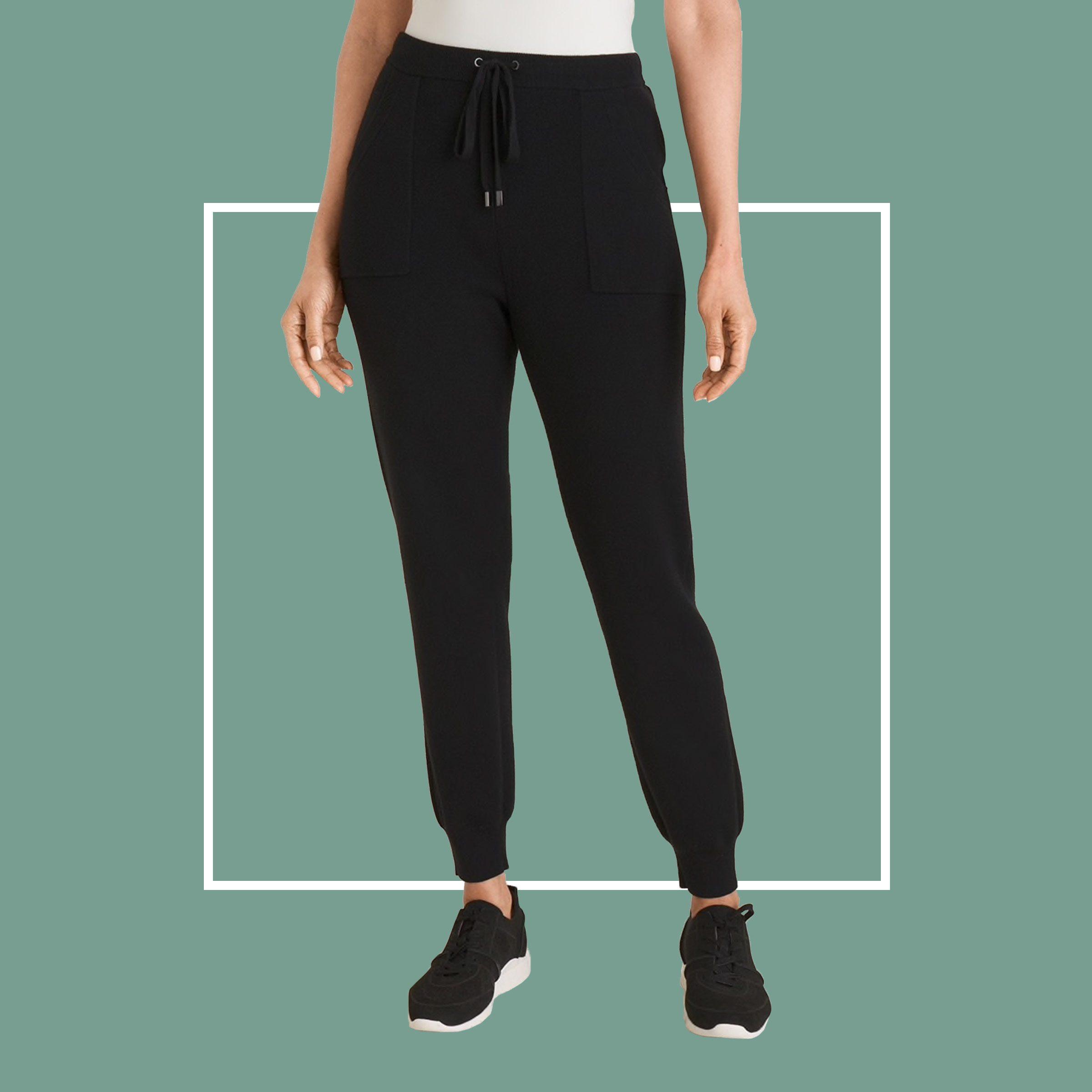 Zenergy Cotton-Cashmere Blend Jogger Pants