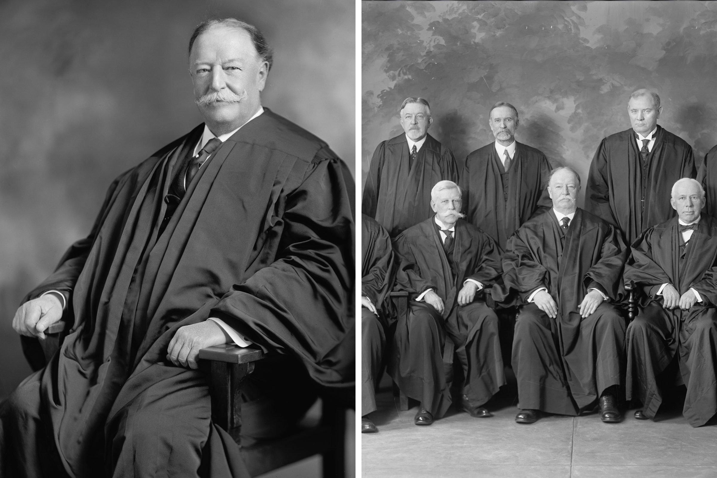 William Howard Taft: Supreme Court justice