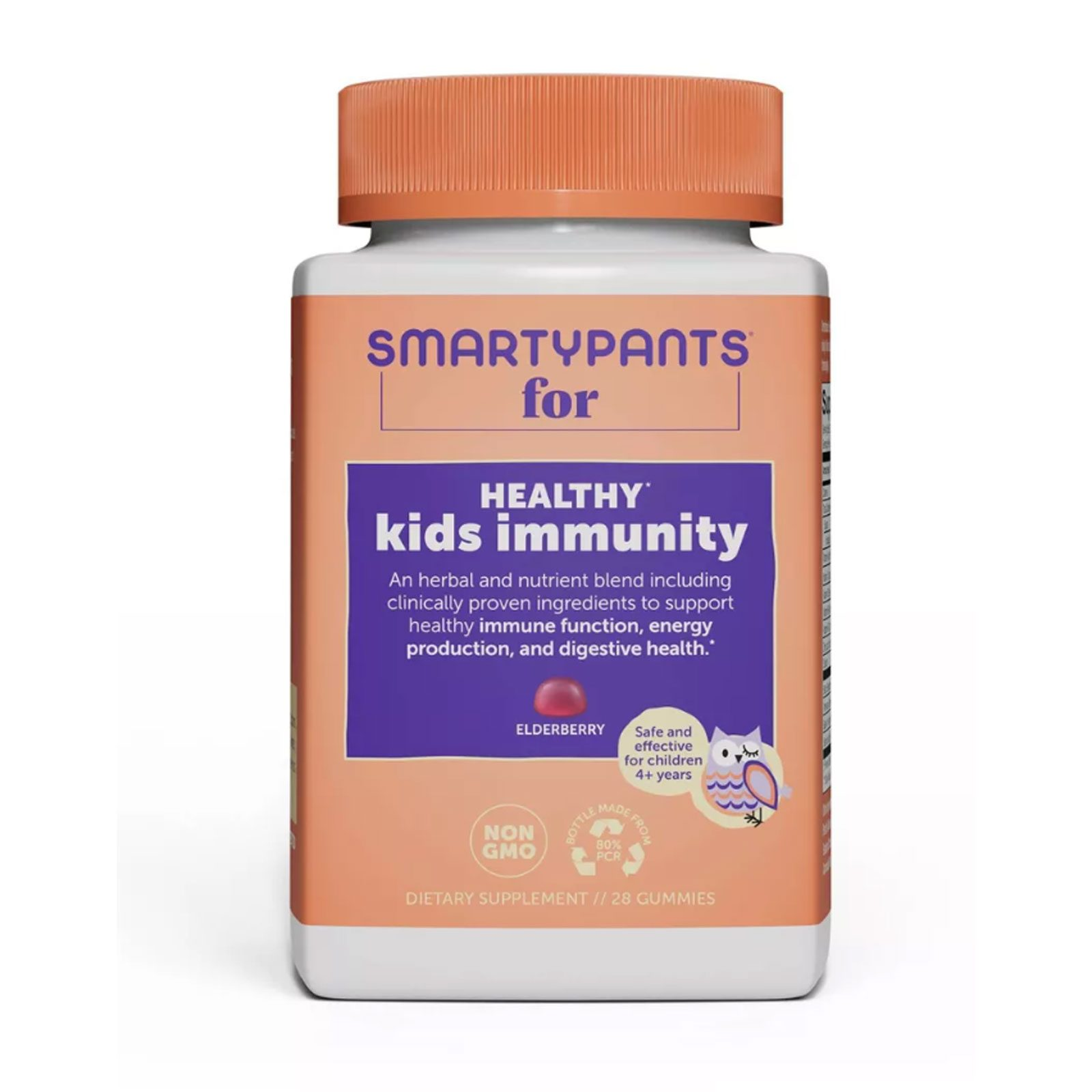 SmartyPants Healthy Kids Immunity