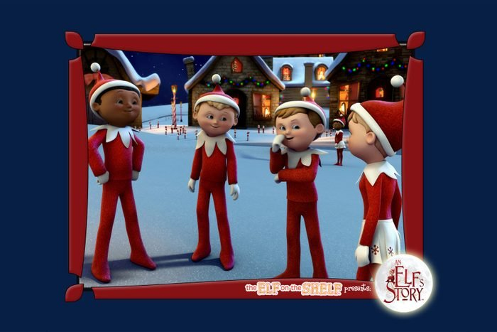The Elf on the Shelf Presents: An Elf's Story (2011)