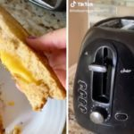 This Viral Video Shows You Exactly How to Make Toaster Grilled Cheese