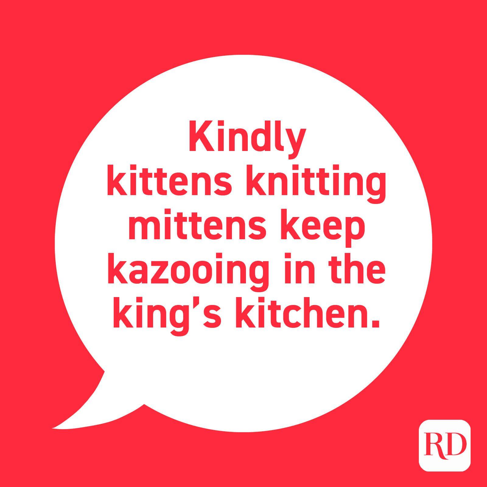 A kitten fairytale