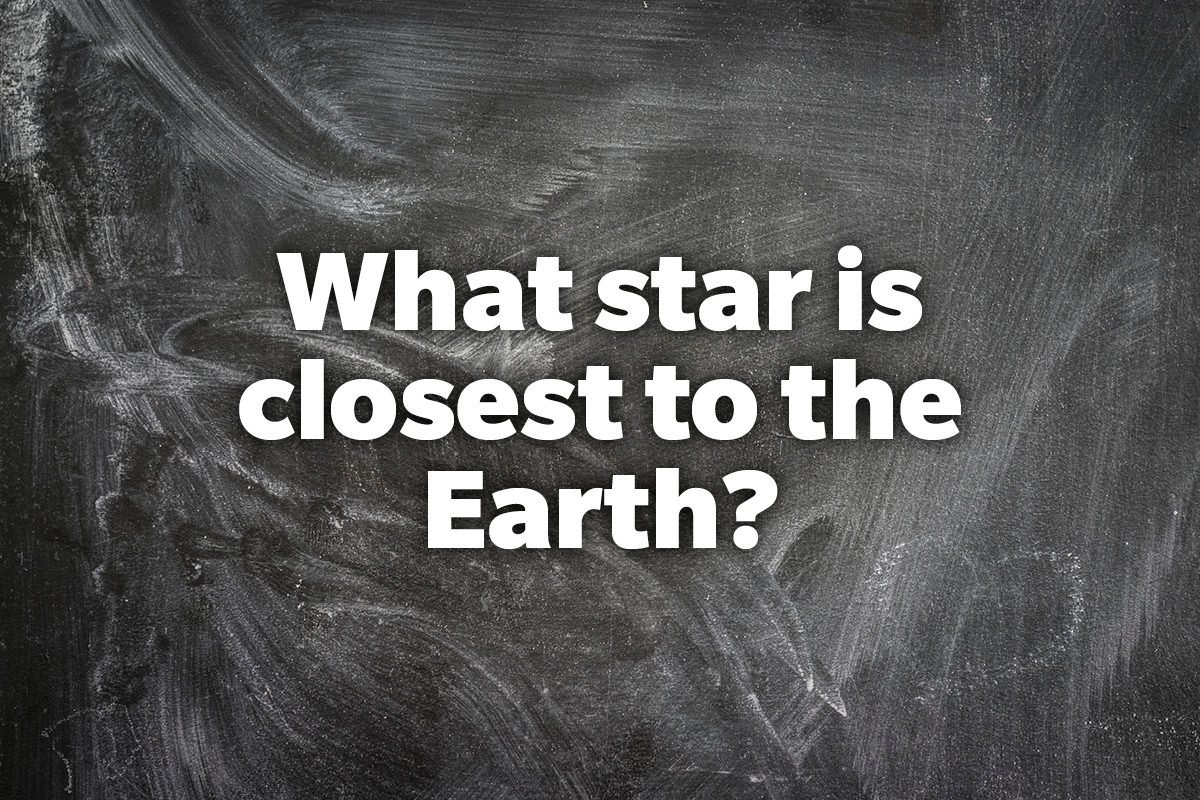 What star is closest to the Earth?