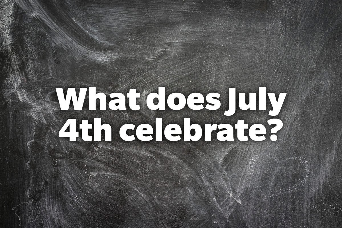 What does July 4th celebrate?