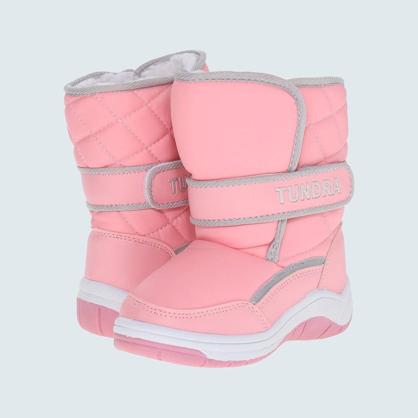 Tundra Boots Kids Snow Kids
