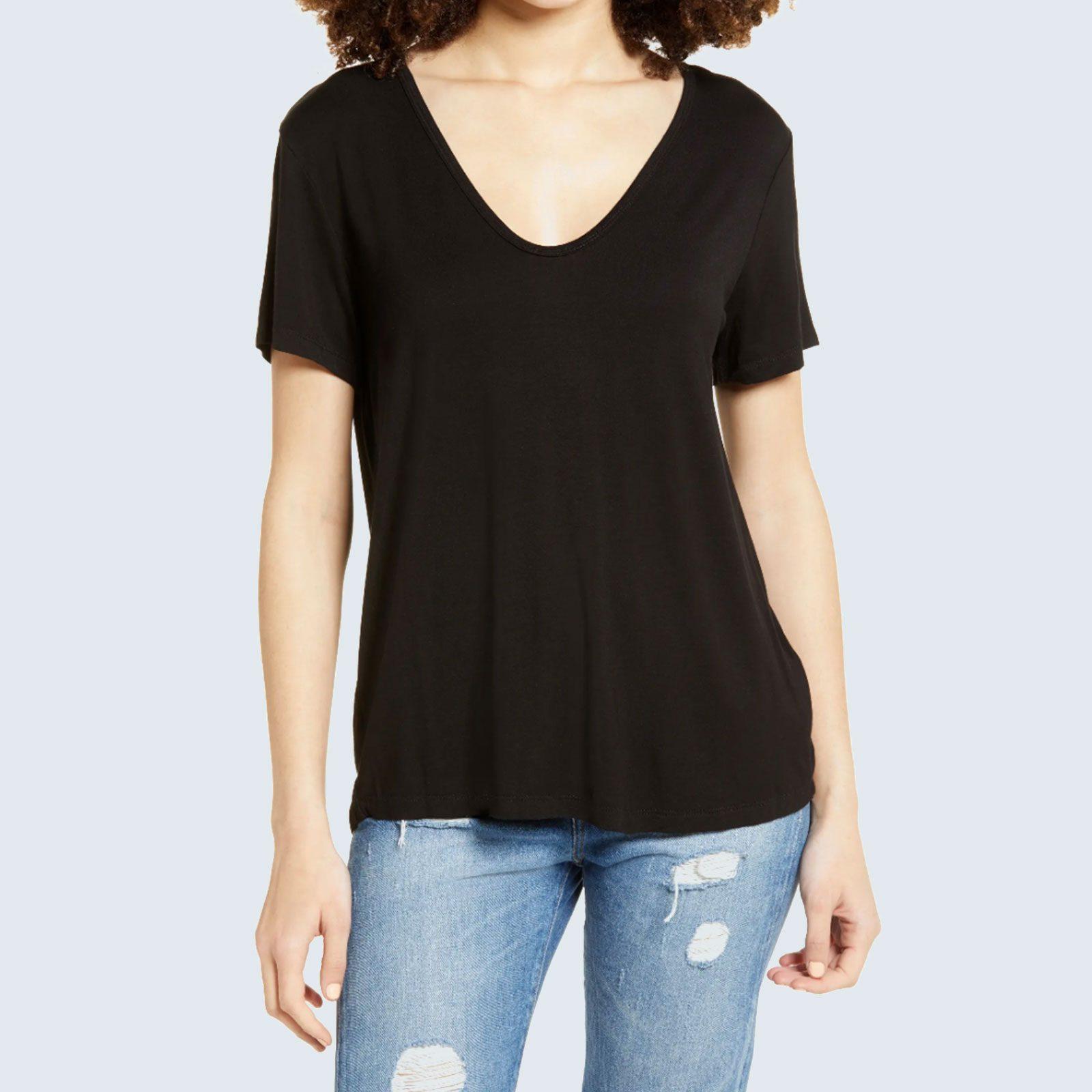 All In Favor V-Neck T-Shirt