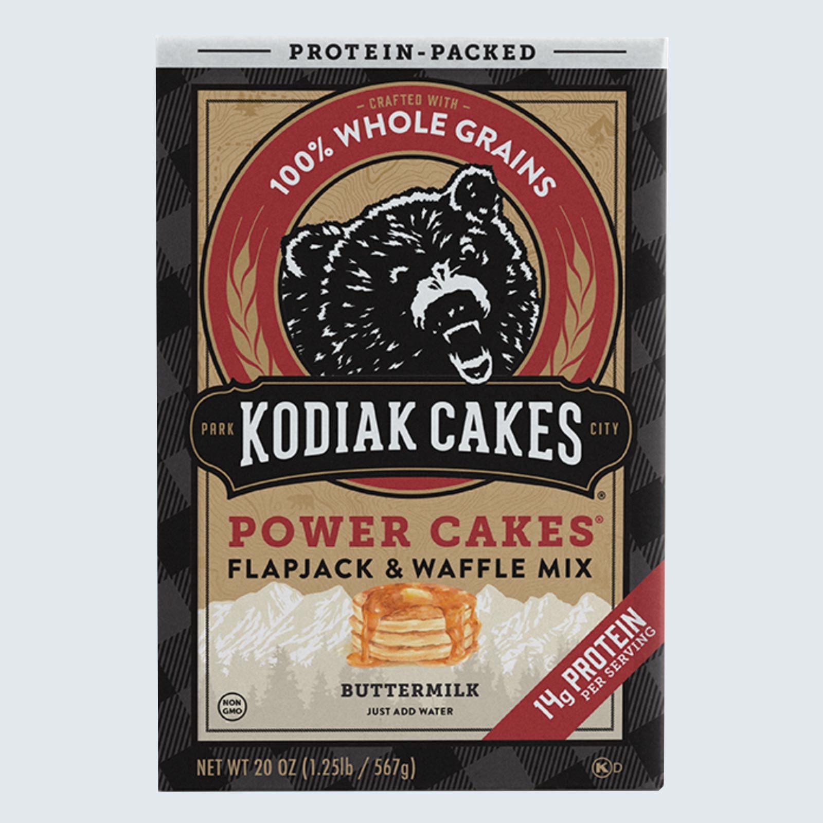 Kodiak Cakes Power Cakes Pancake and Waffle Mix