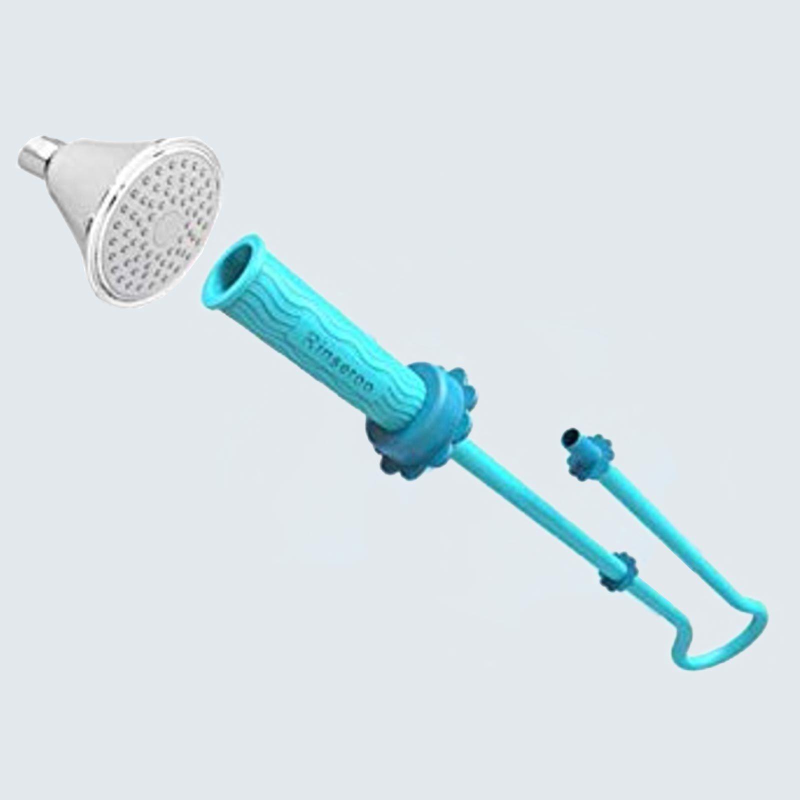 Rinseroo Slip-On Shower Head Attachment Hose