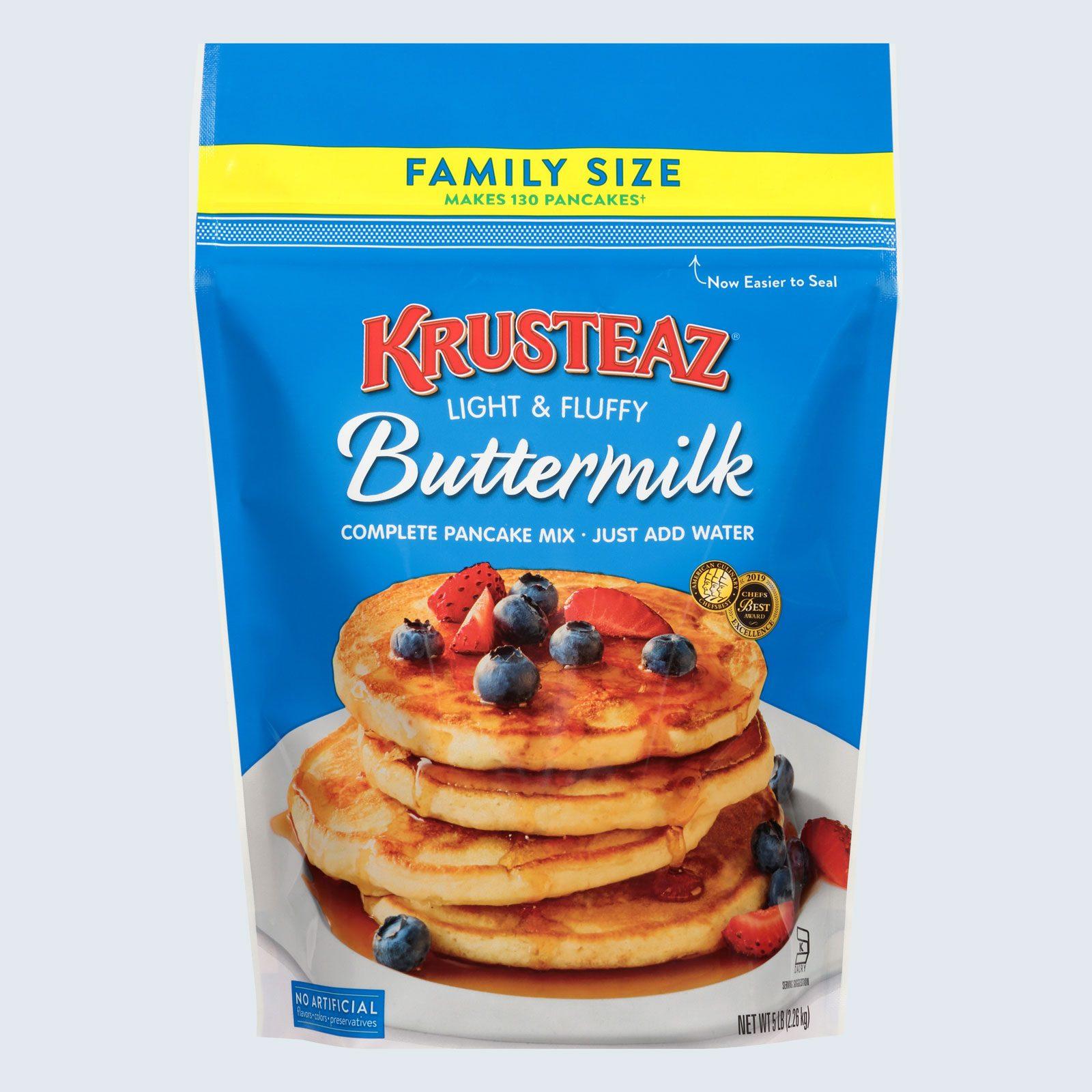 Krusteaz Light & Fluffy Buttermilk Complete Pancake Mix