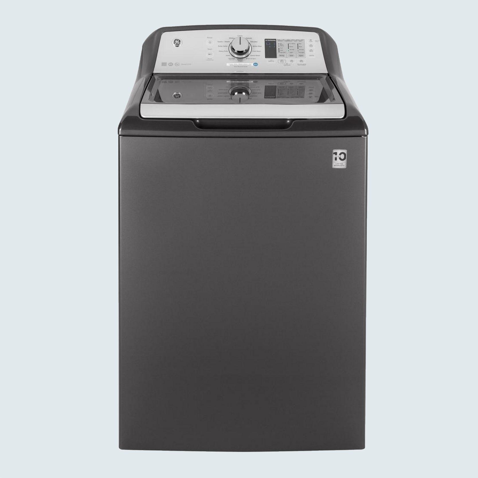 GE High-Efficiency Washing Machine