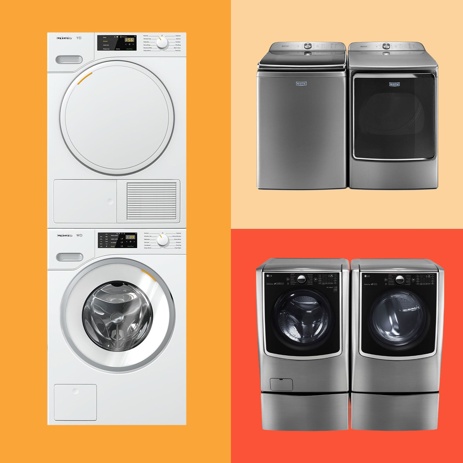 Washer Dryer Combos