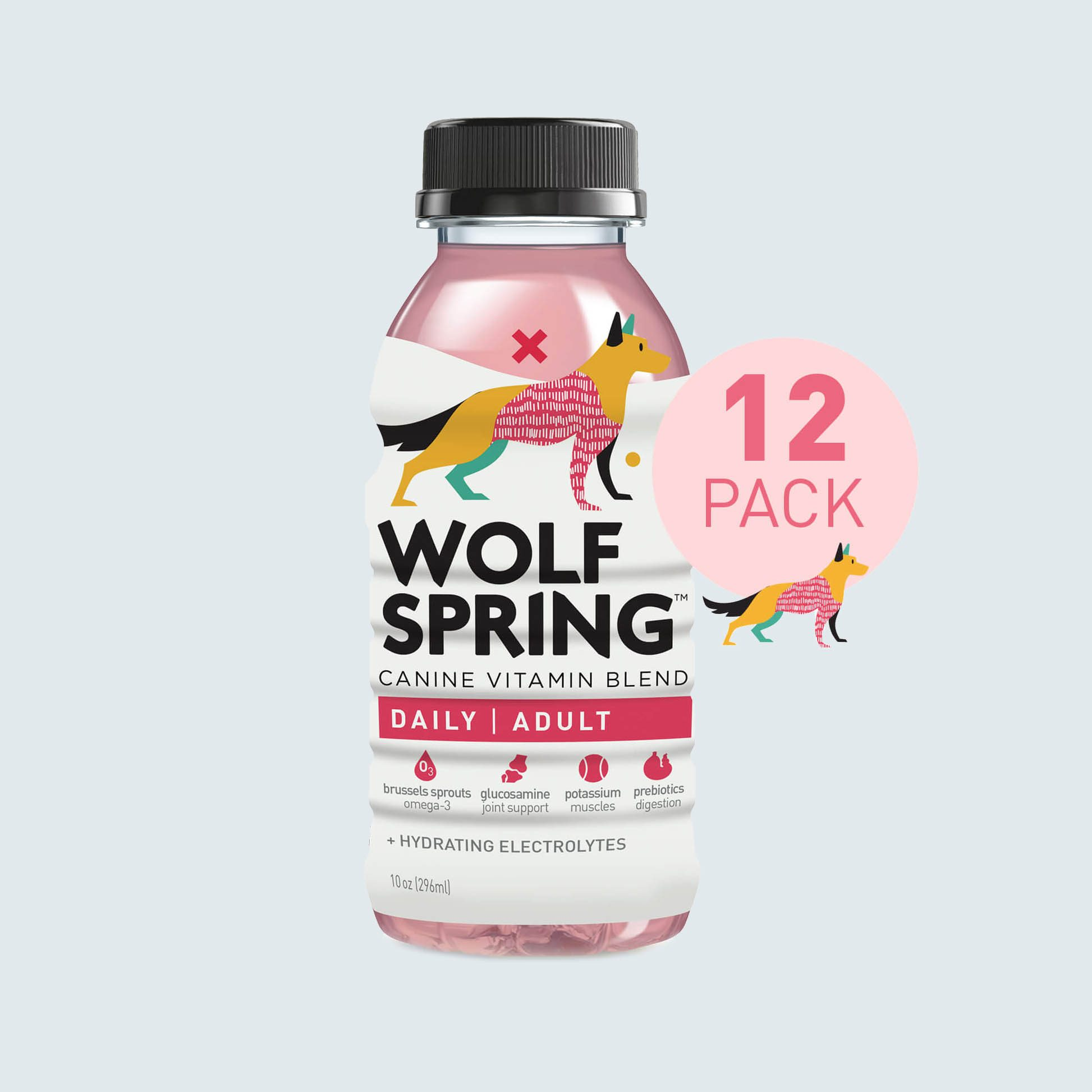 wolf spring pet vitamins