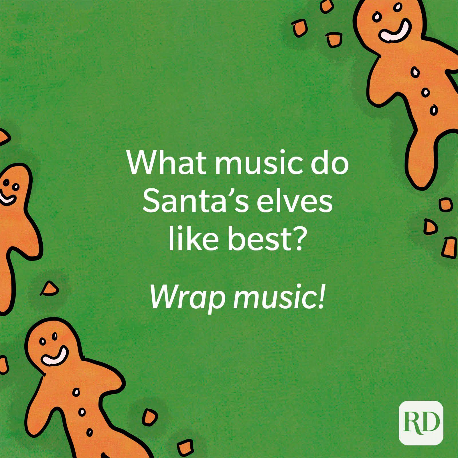 What music do Santa's elves like best?