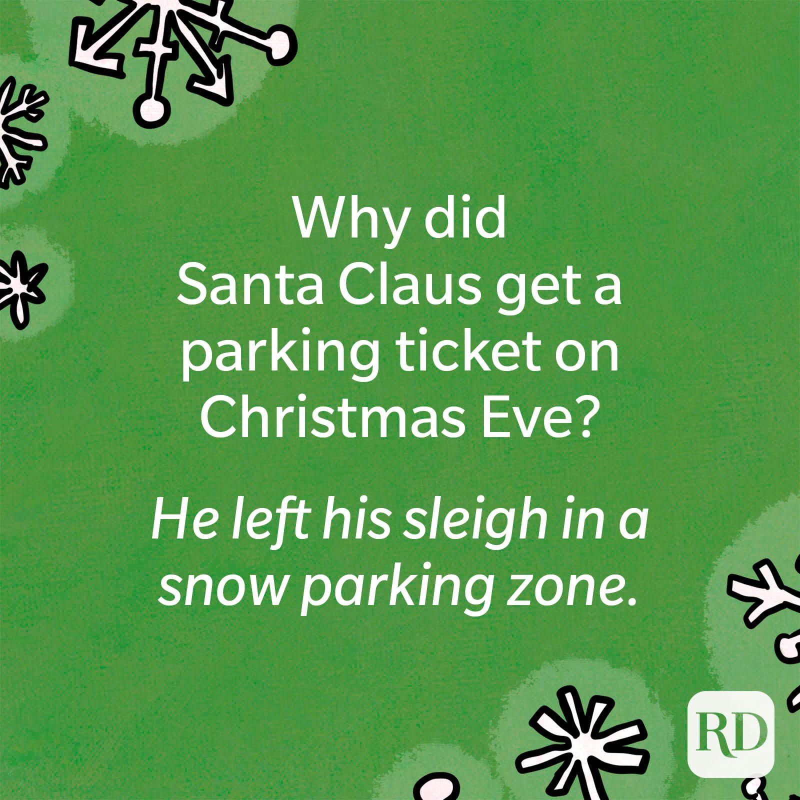 The Funniest Christmas Jokes For Kids Reader S Digest