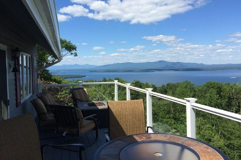 The perfect New England experience: Lake Winnipesaukee, New Hampshire