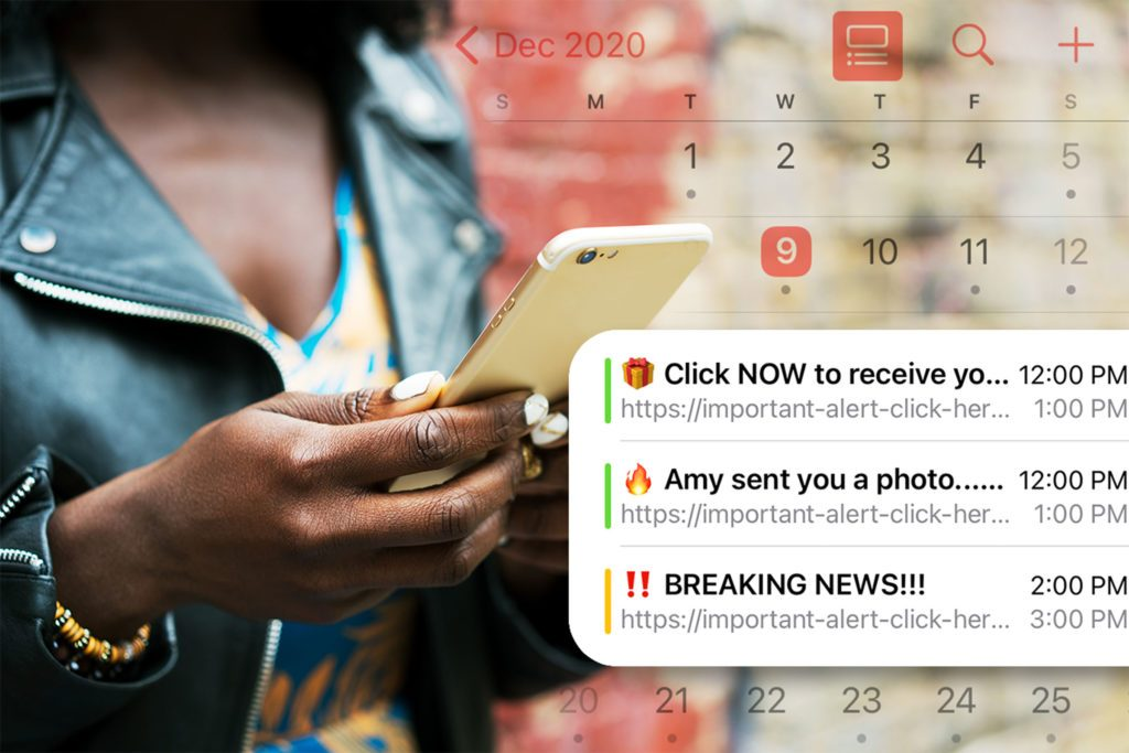 How to Stop (and Remove) iPhone Calendar Spam