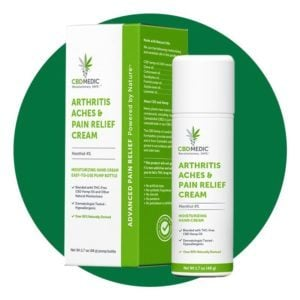 Charlotte's Web Arthritis Aches & Pain Relief Cream