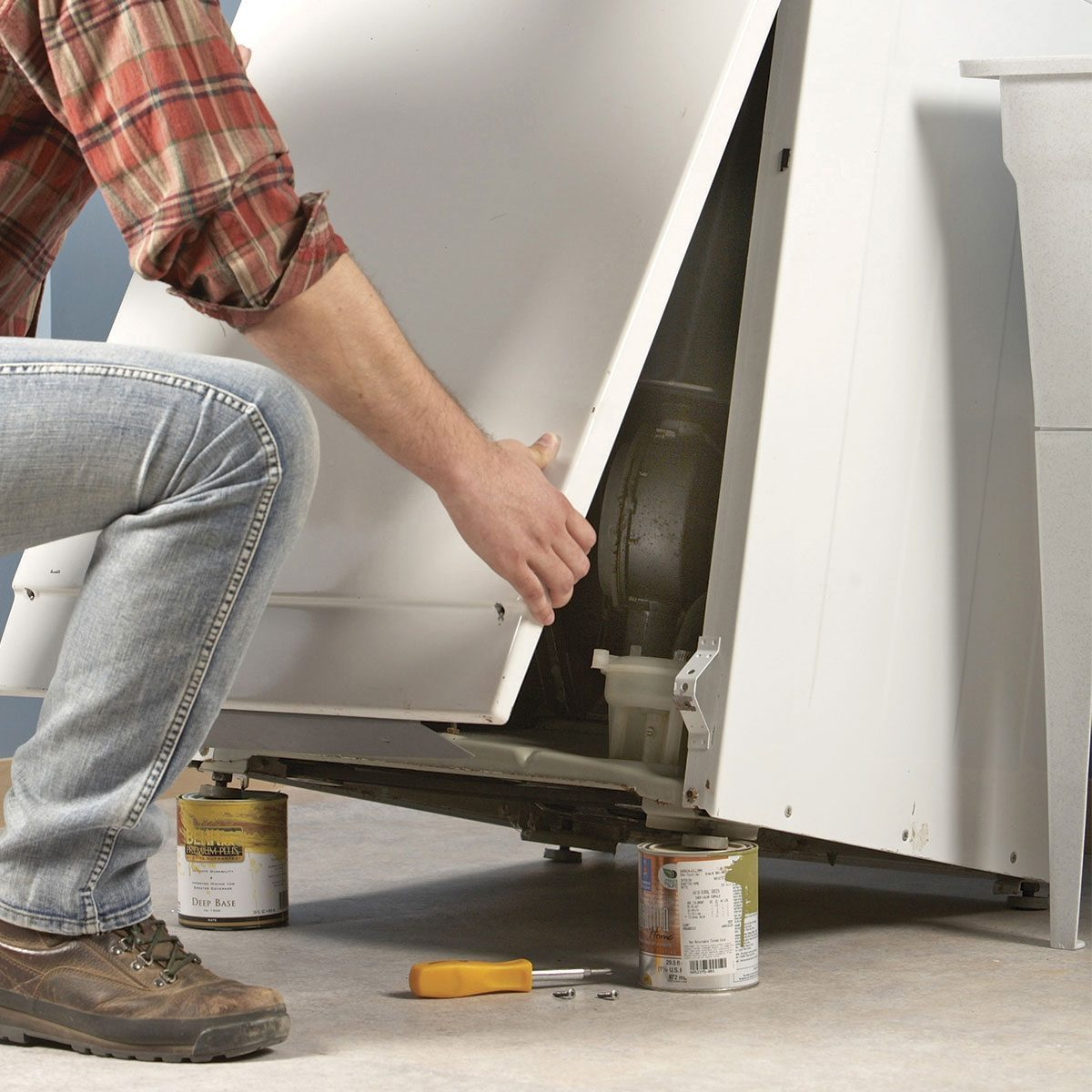 repair washing machine top appliance repair