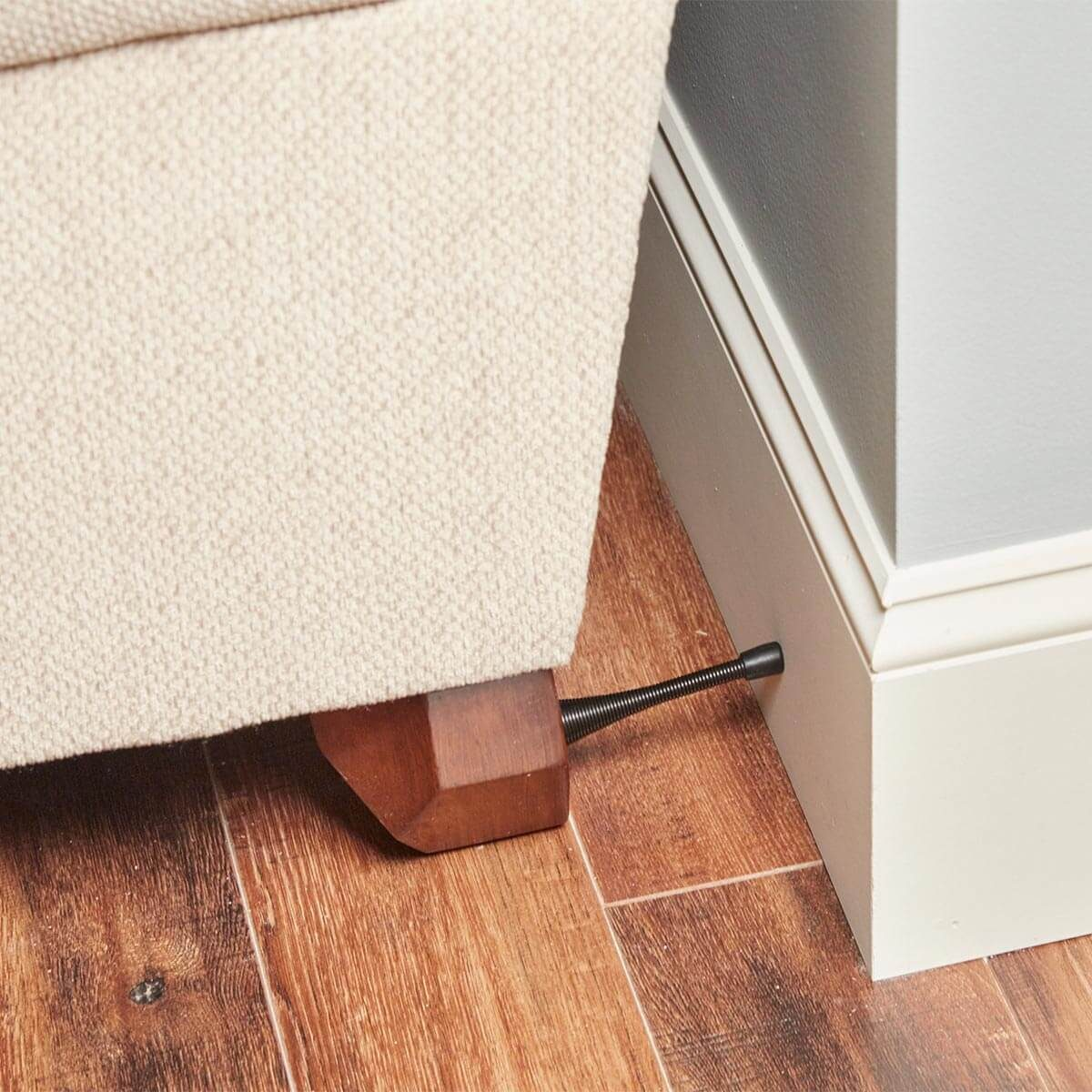 Sofa Stops, doorstop for a couch