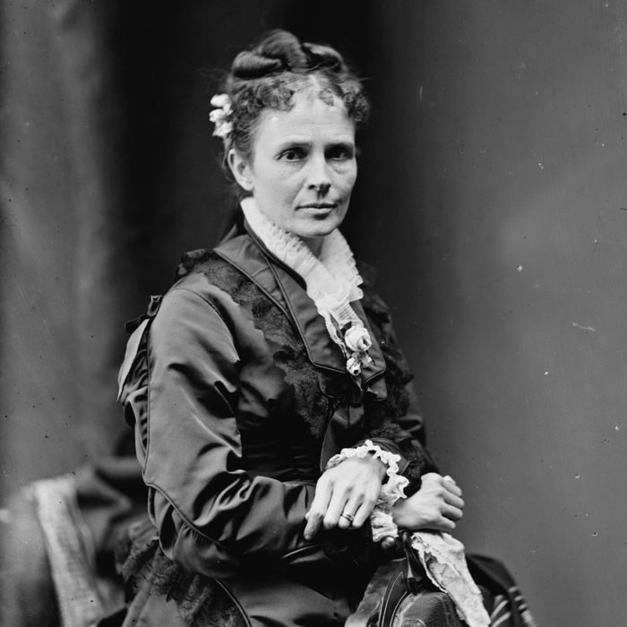 Lucretia Garfield, first lady