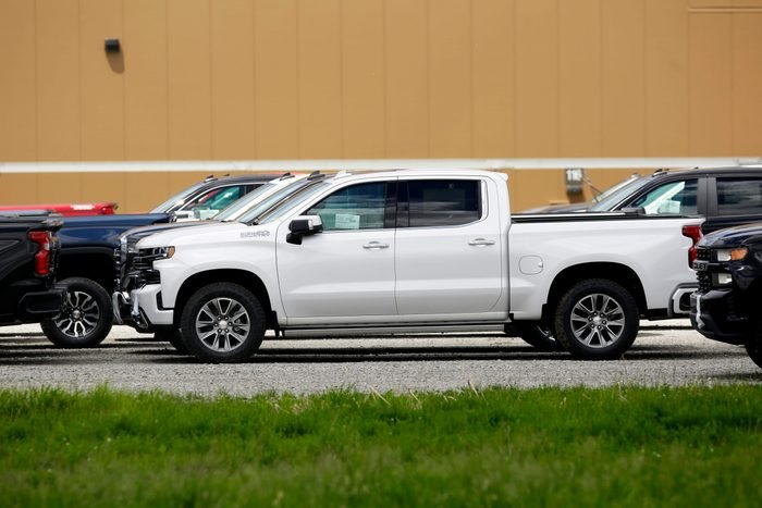 General Motors CEO Mary Barra Gives Business Update At Fort Wayne Assembly Plant