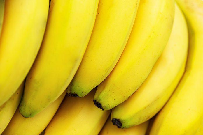 Full Frame Shot Of Bananas