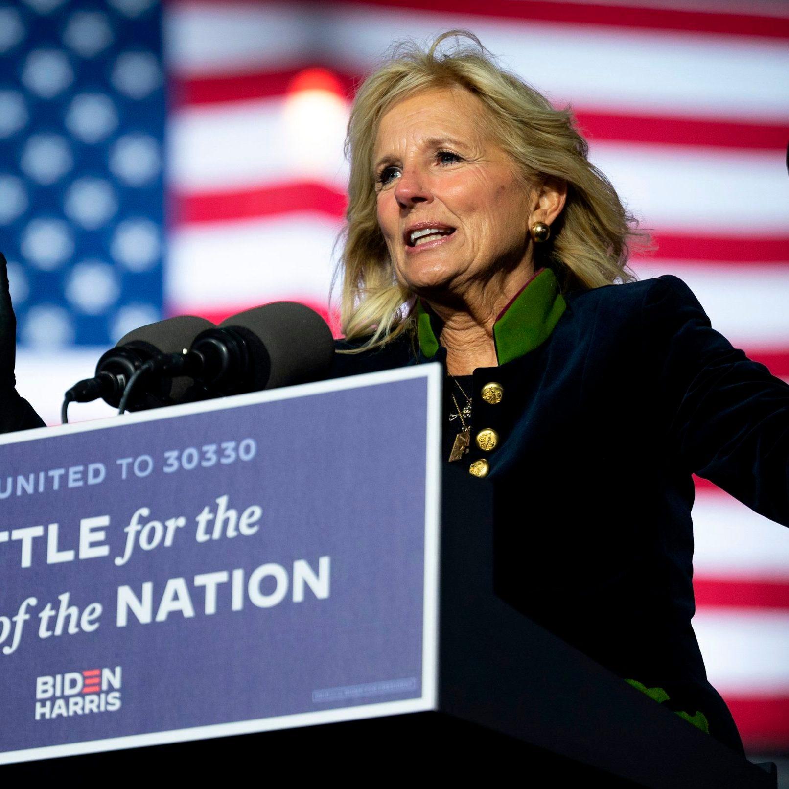 Jill Biden, first lady