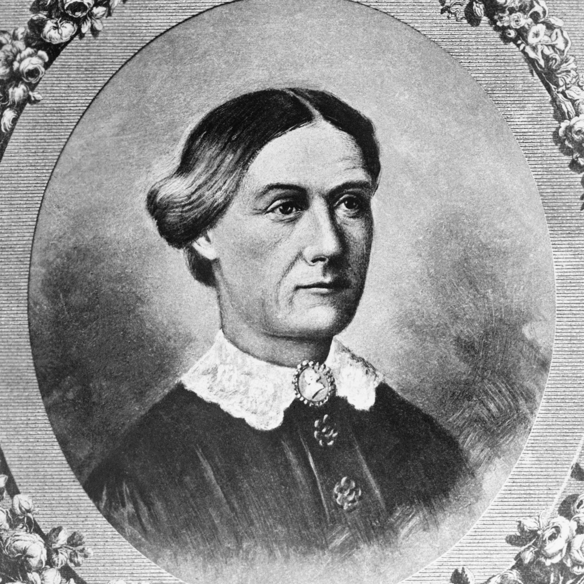 Margaret Smith Taylor. first lady