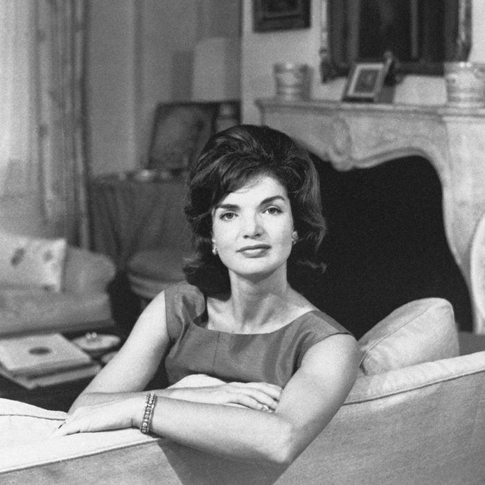 Portrait of Jacqueline Kennedy