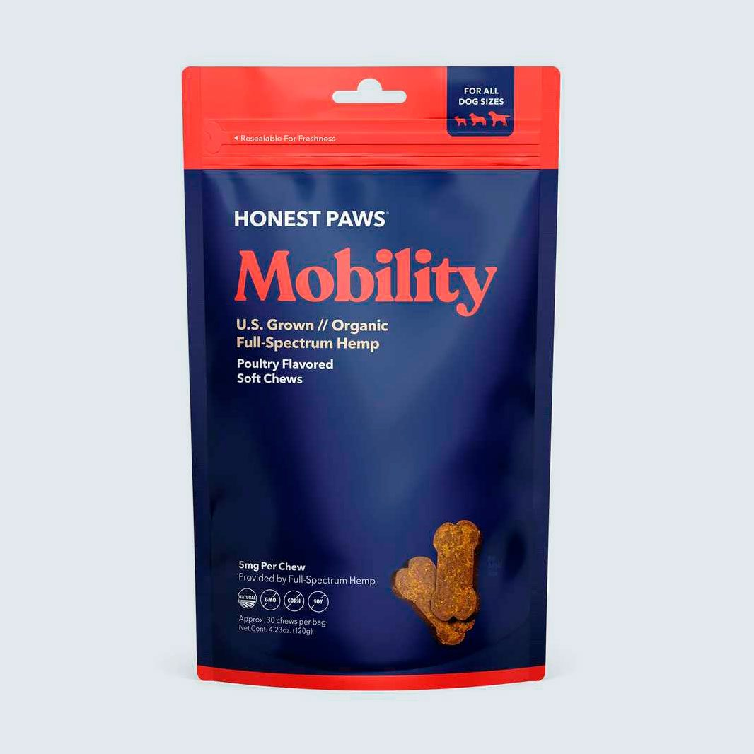 Honest Paws' Mobility Soft Chews
