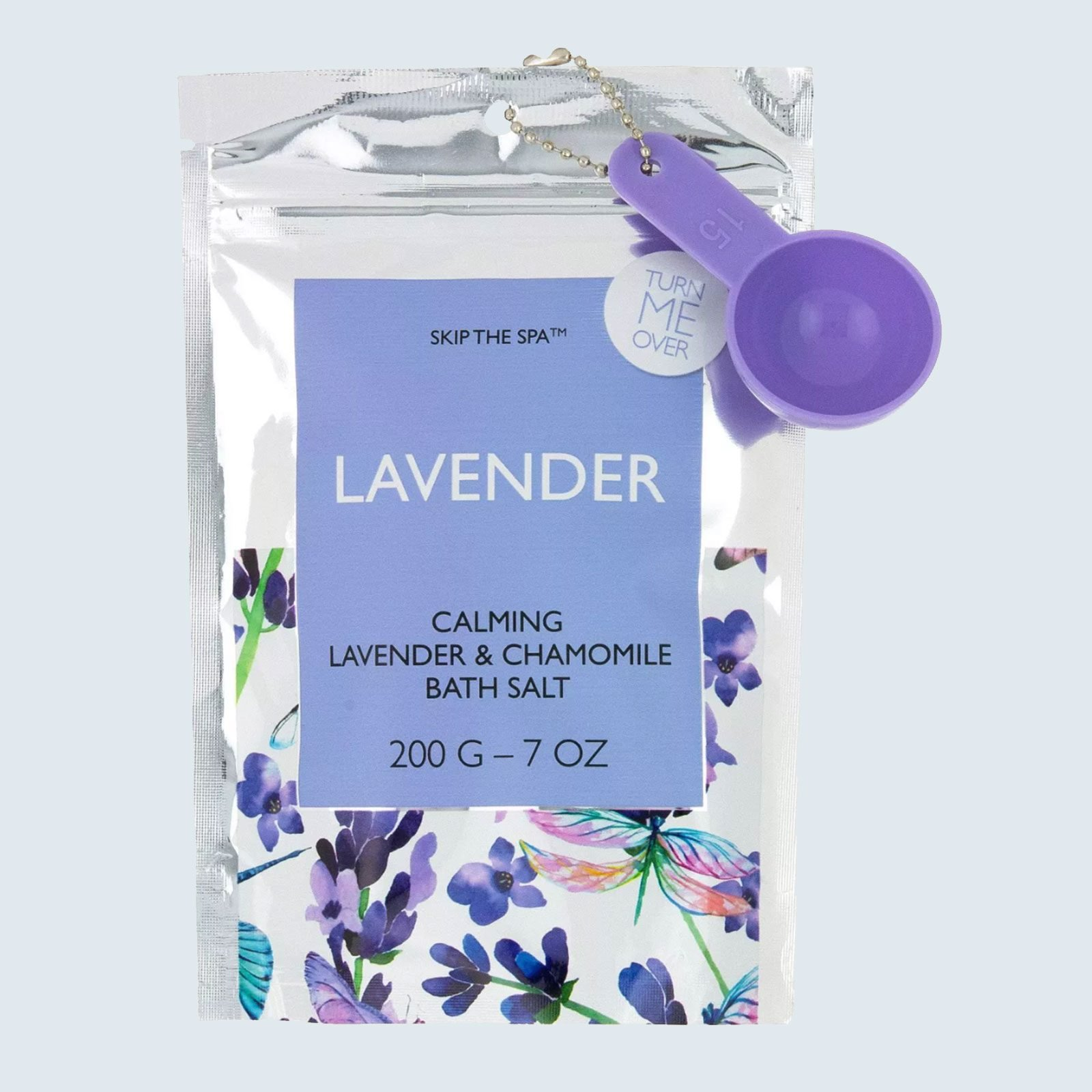 Jean Pierre Lavender and Chamomile Bath Salts
