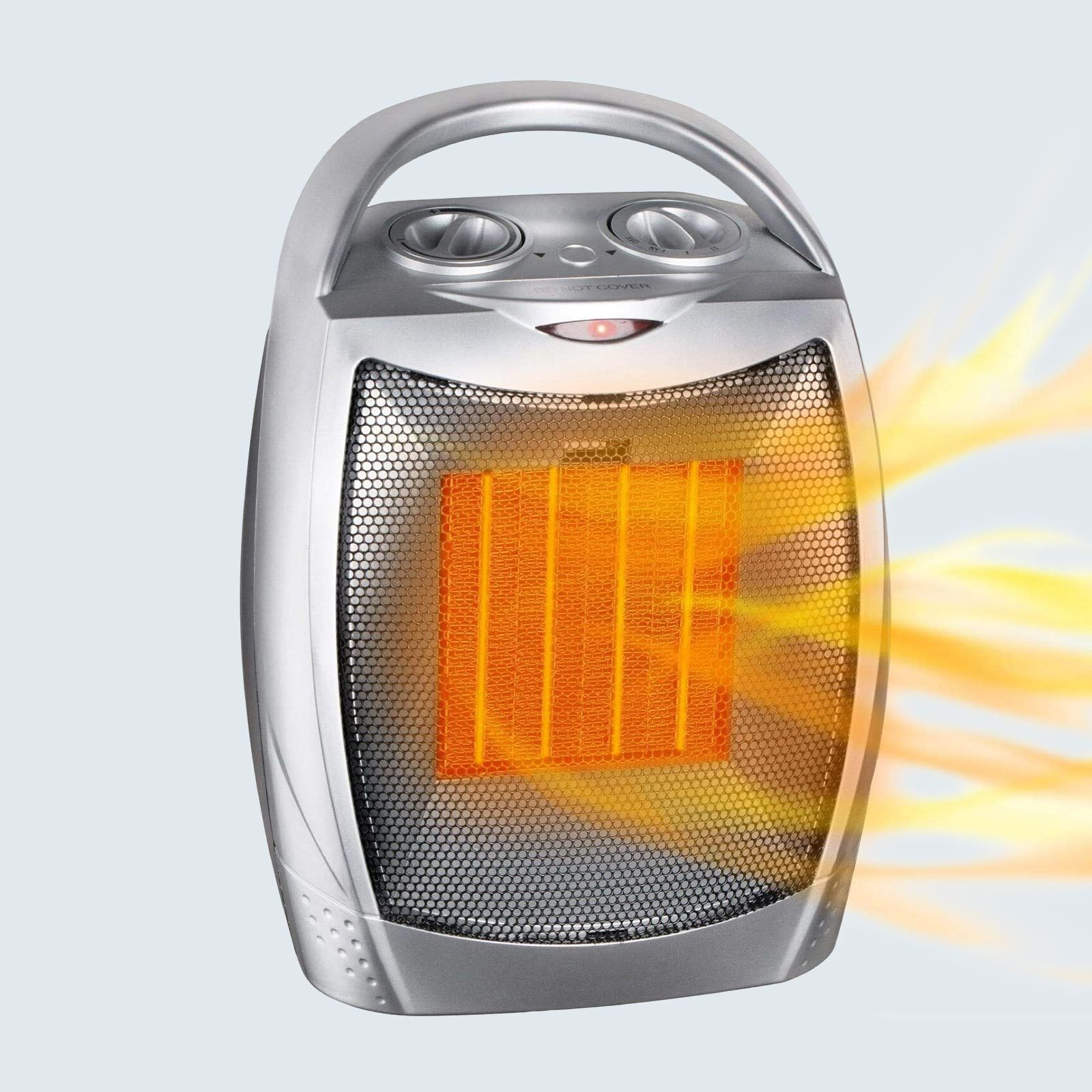 Best portable space heater: GiveBest Portable Electric Space Heater