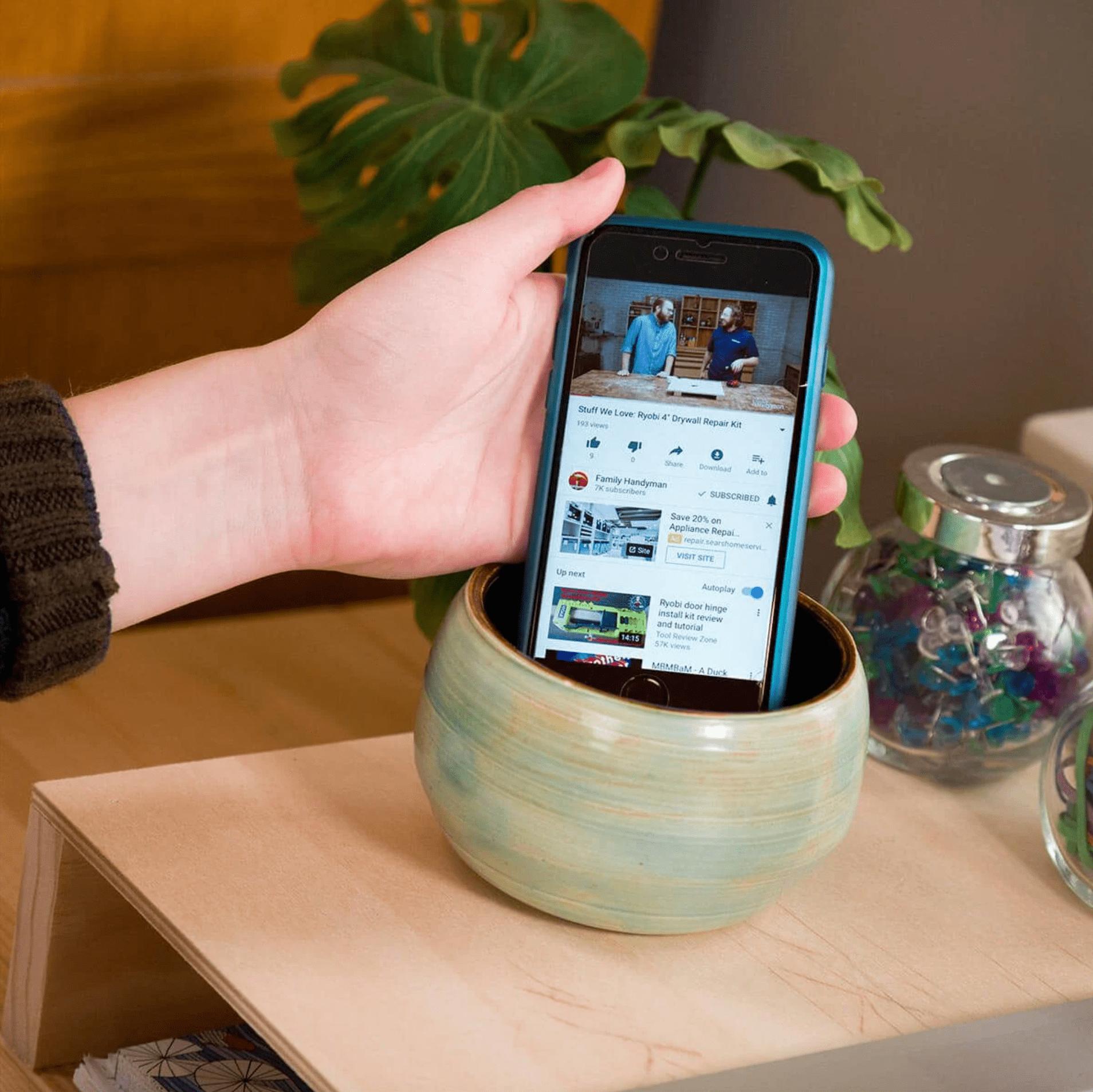 Quick Smartphone Speaker