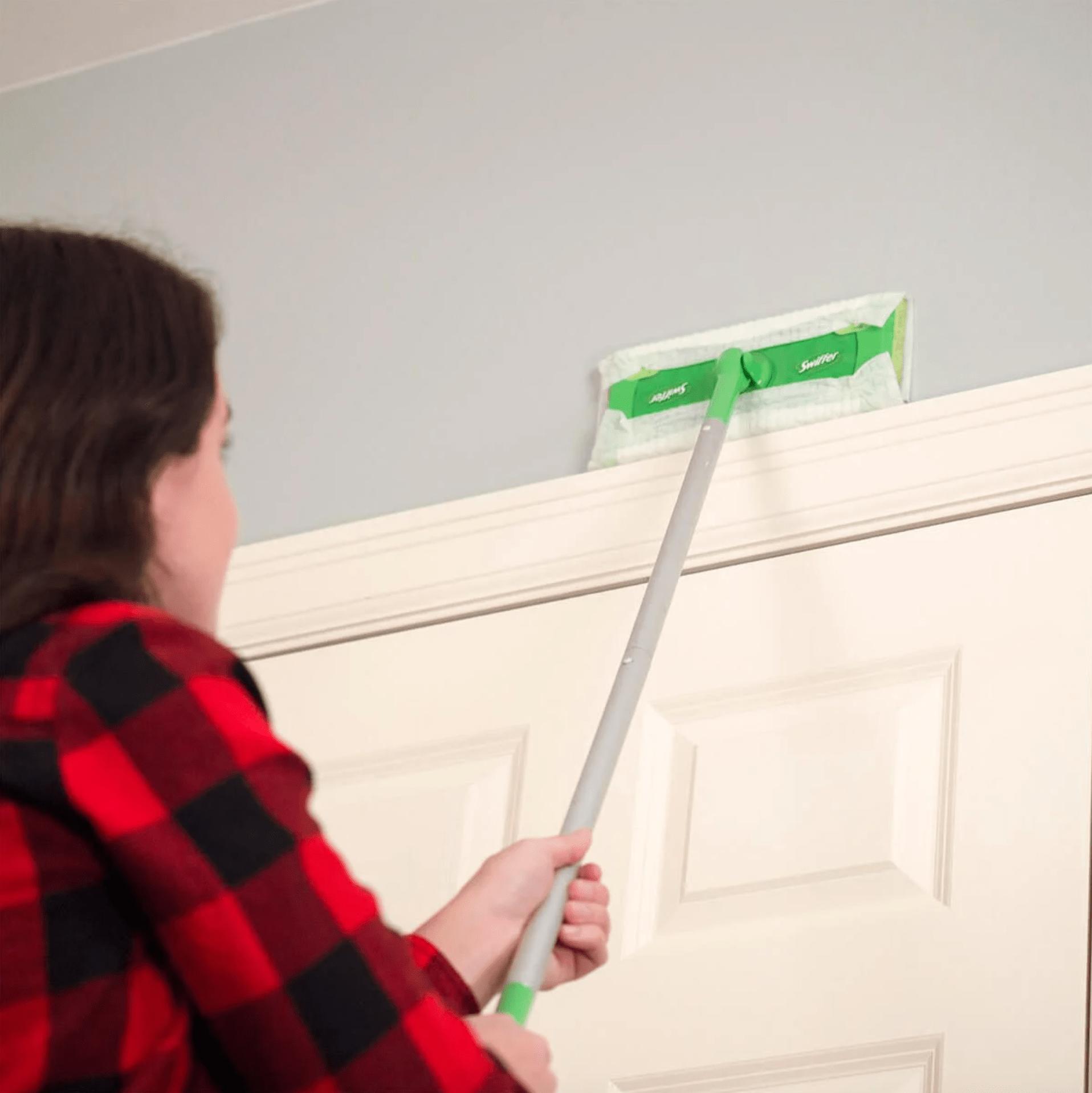 Floor Swiffer for Walls