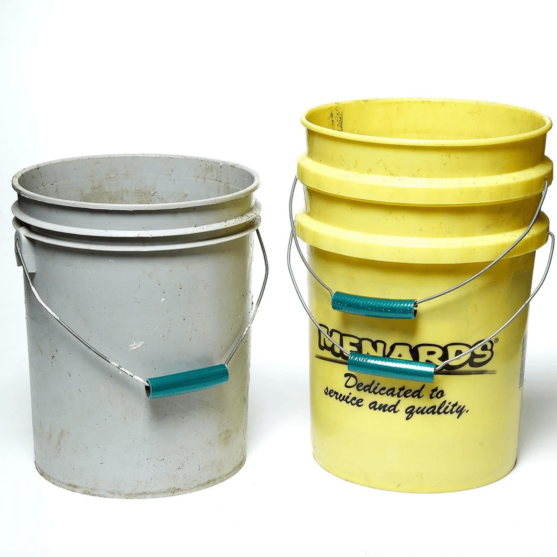 Easy-on-the-Hands Bucket Handles