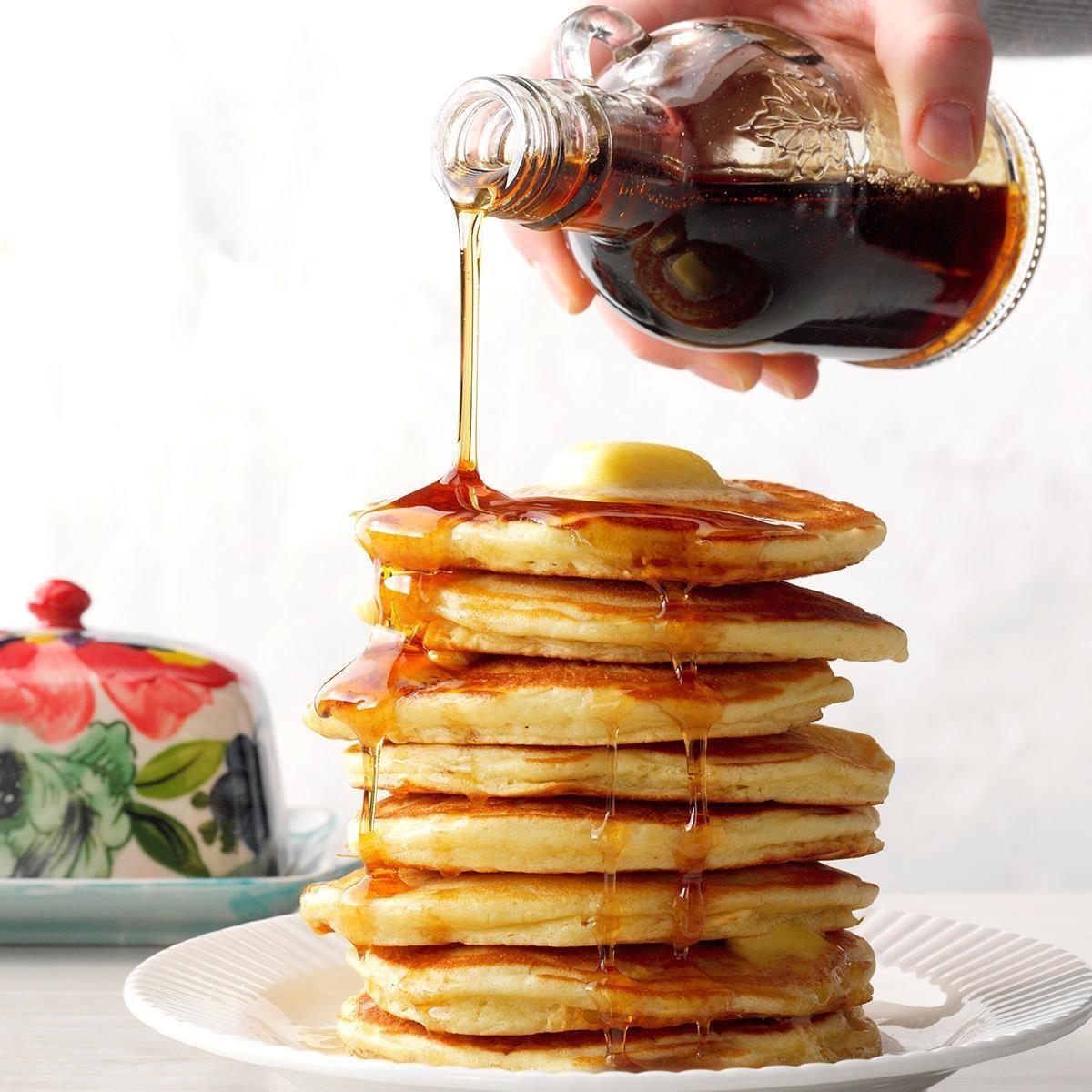 1950s: Pancakes