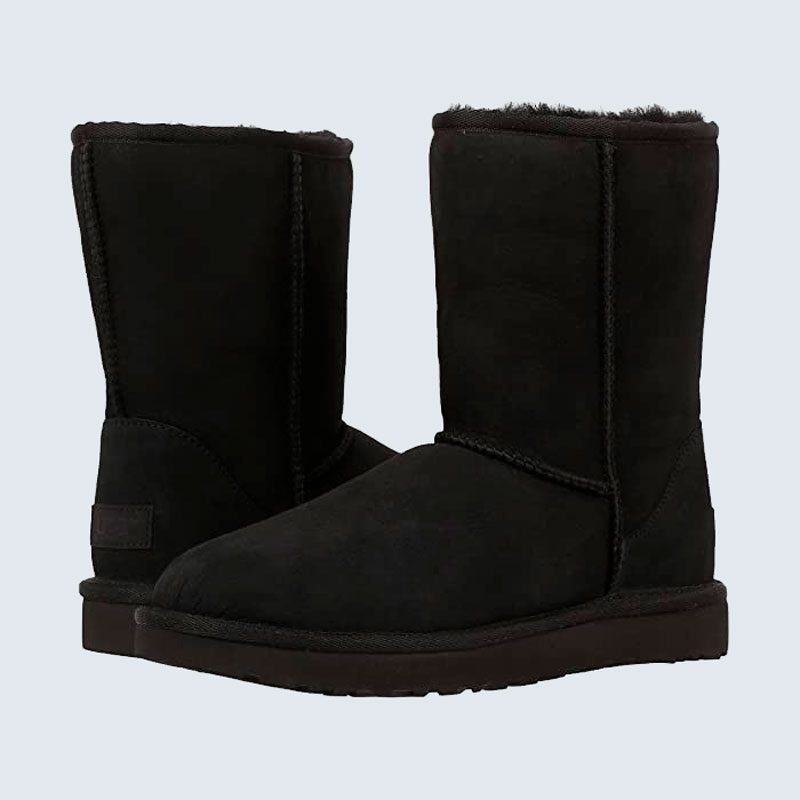 UGG Classic Short II boots in black